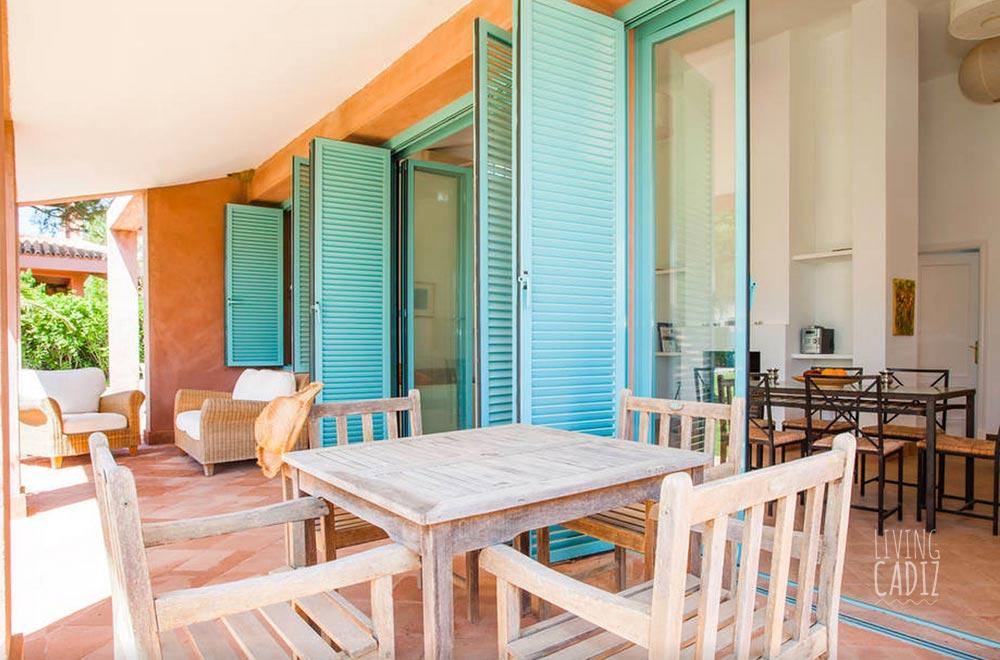 Vacation rental in Cadiz
