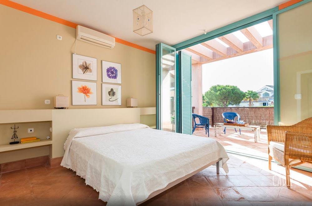 Holidays villas with pool in Roche Cadiz