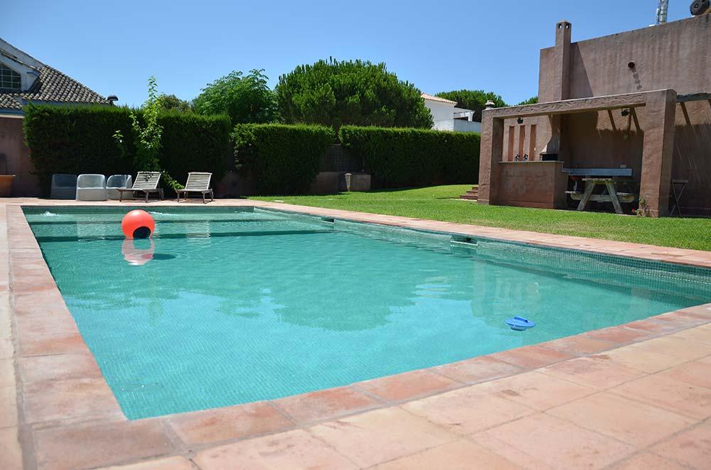 Casa con piscina en Roche Cadiz