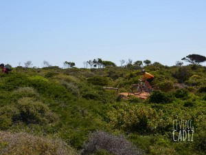 Rutas en mountain bike Costa de la Luz