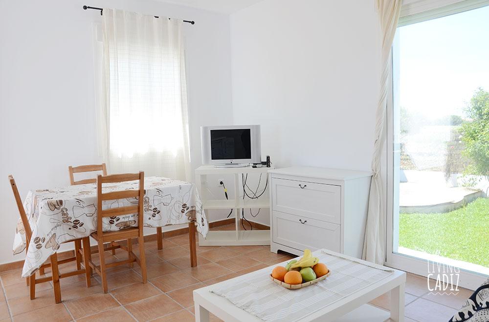 Salón casa Palmito en alquiler vacaciones