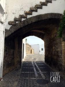 Arco de la Segur , Vejer de la Frontera