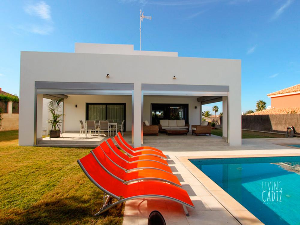 Encendida House luxury villa in Roche Cadiz