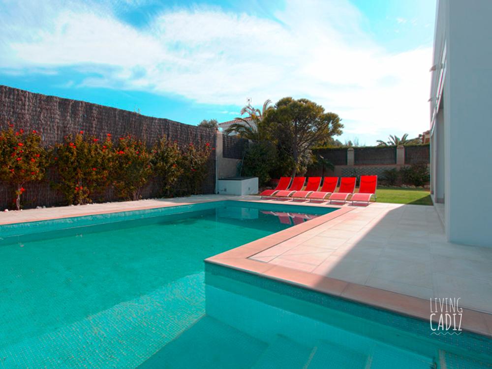 Family Villa for rent in Roche Cadiz Costa de la Luz