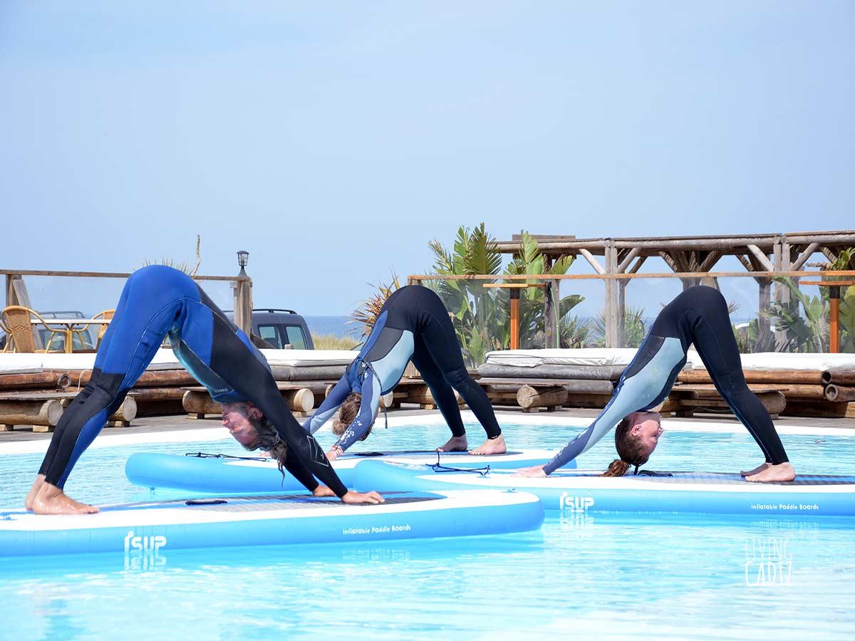 Clases de SUP Yoga