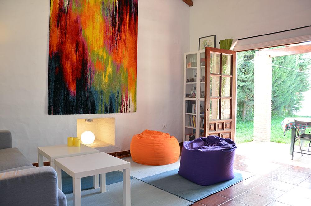 Casa en alquiler vacacional Zahora - Casa Alioli