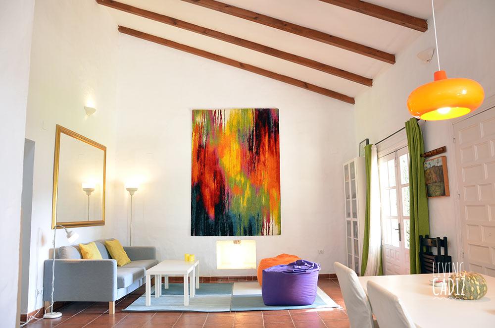 Casa Alioli, alquiler casa en Zahora vacaciones
