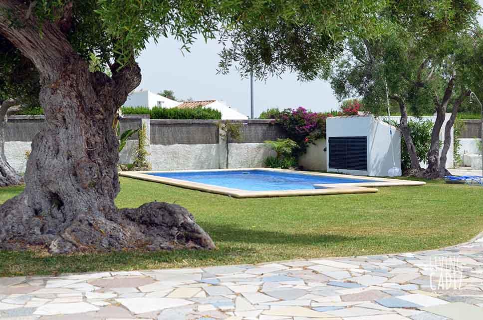Laveguilla 06 op alquiler casas de vacaciones en conil for Alquiler casa con piscina cadiz