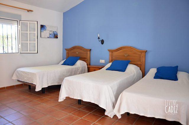 Tercer dormitorio triple (Anexo)