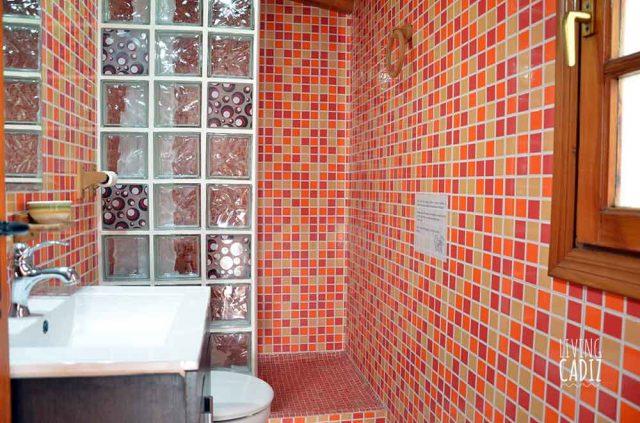 Cuarto de baño con ducha (Anexo)