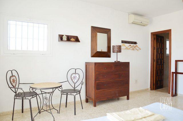 Casa Anexa con capacidad para 4 personas