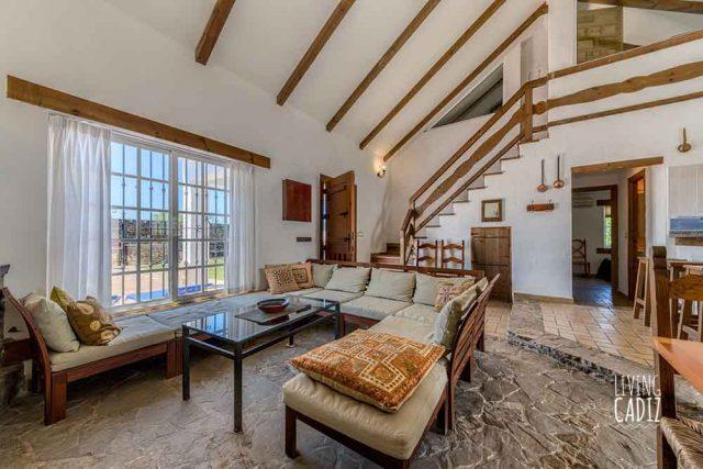 Salón y sala de estar