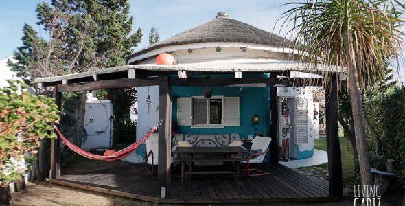 Casa circular Zahora 2