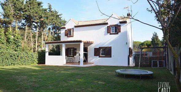 Casa Rústica El Palmar