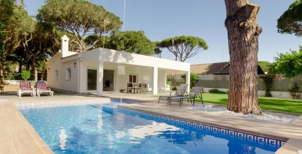 Beautiful Villa La Barrosa