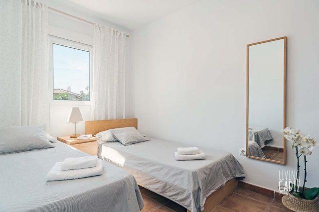 3er Dormitorio con camas individuales