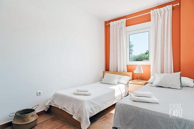 4º Dormitorio con camas individuales