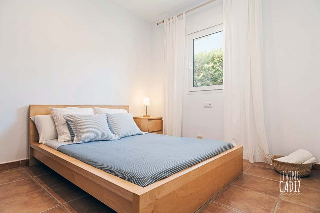2º Dormitorio con cama doble