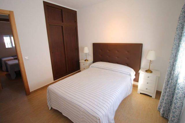 Dormitorio 3 con cama doble