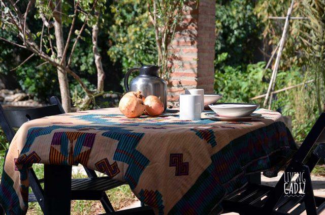 Desayuno de la huerta