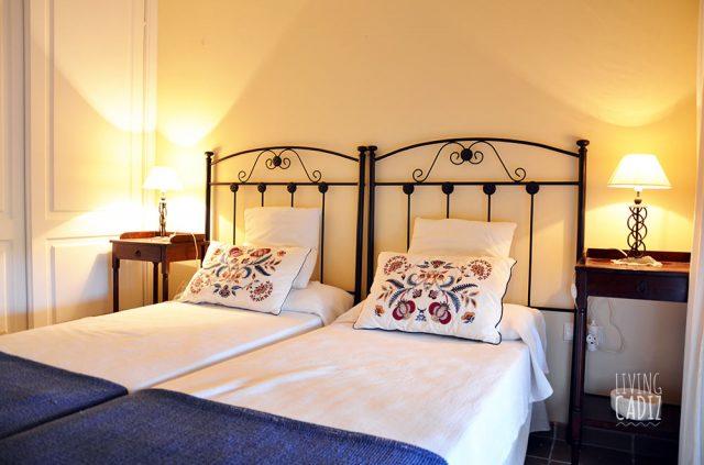 Dormitorio doble en planta inferior
