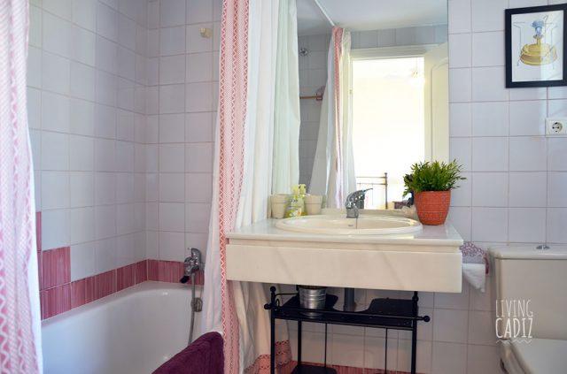 Baño completo ensuite en dormitorio superior