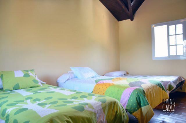 Dormitorio secundario para niños