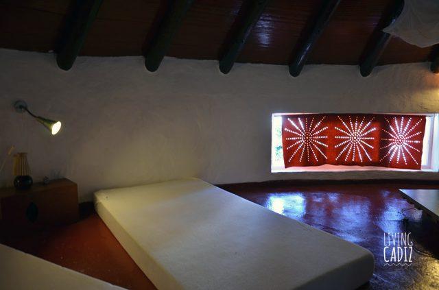 Dormitorio secundario en planta superior